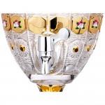 Лимонадник стеклянный на ножке LEFARD GOLD GLASS V=5 л Н=520 мм D=190 мм
