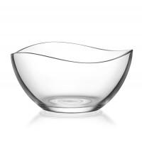 """Салатник стекло """"Папайя"""" V=660 мл D=160 мм Н=80 мм"""