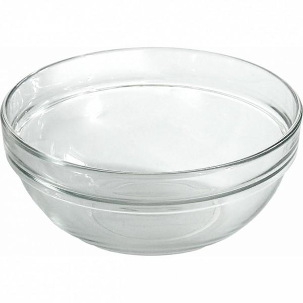 Салатник стеклянный V=600 мл