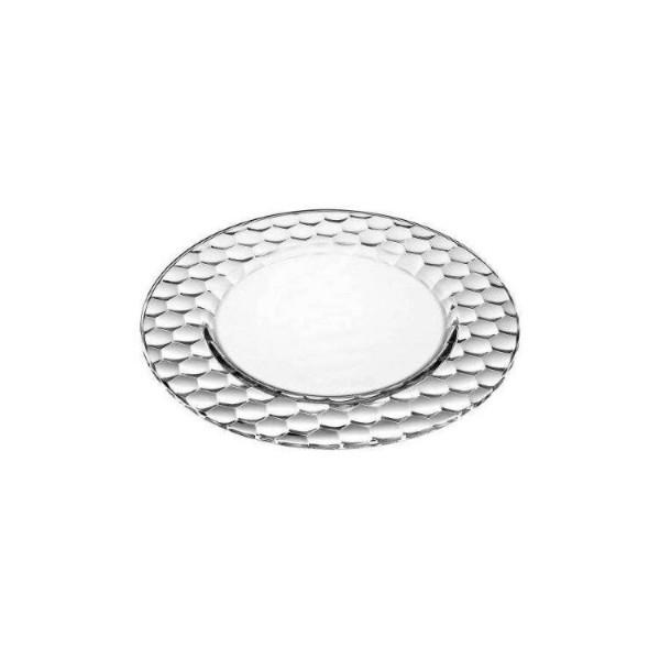 Тарелка подстановочная Хани стеклянная D=320 мм