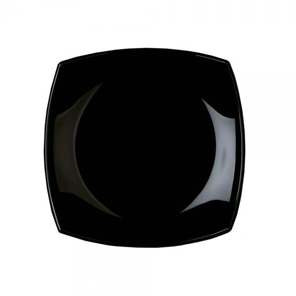 Тарелка квадратная закусочная Arcoroc L=190 мм