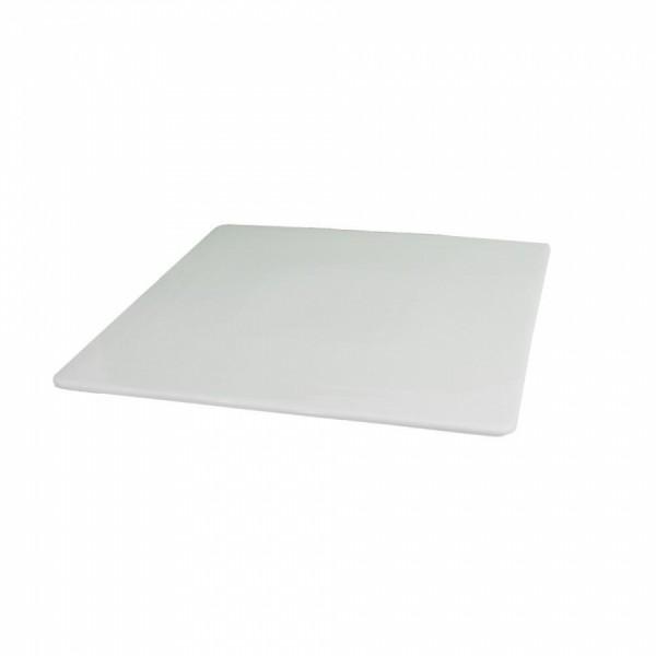 Блюдо квадрат плоское Chan Wave 255*255 мм