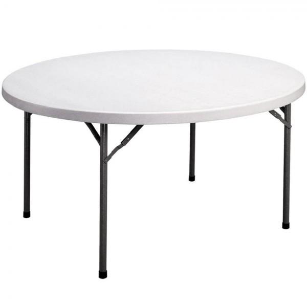 Стол банкетный пластиковый D=1.8 м