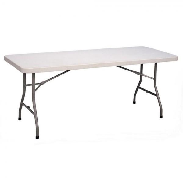 Стол прямоугольный пластиковый 1,8*0,8 м