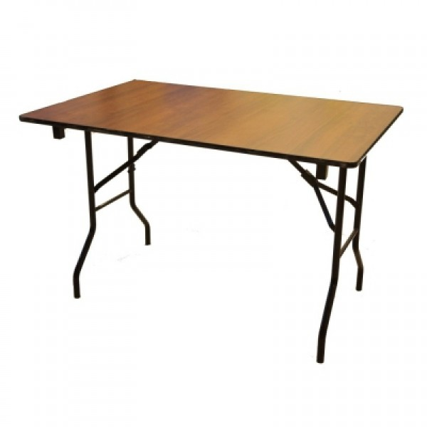 Стол прямоугольный деревянный 1,2*0,8 м