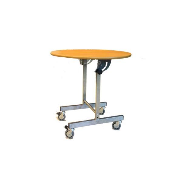Стол для торта на колесах 800*530*780 мм