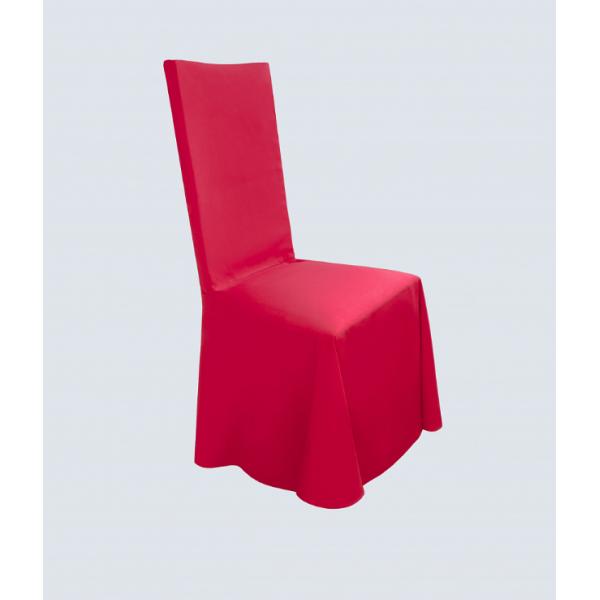 Чехол для стула красный универсальный