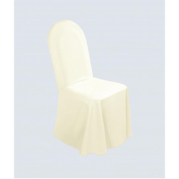 Чехол для стула Шампань овальный