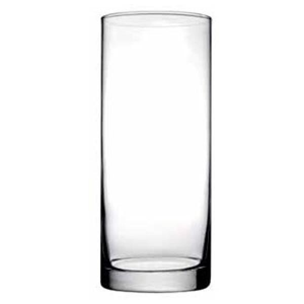 """Ваза для цветов """"Цилиндр"""" стекло D=100 мм Н=200 мм"""