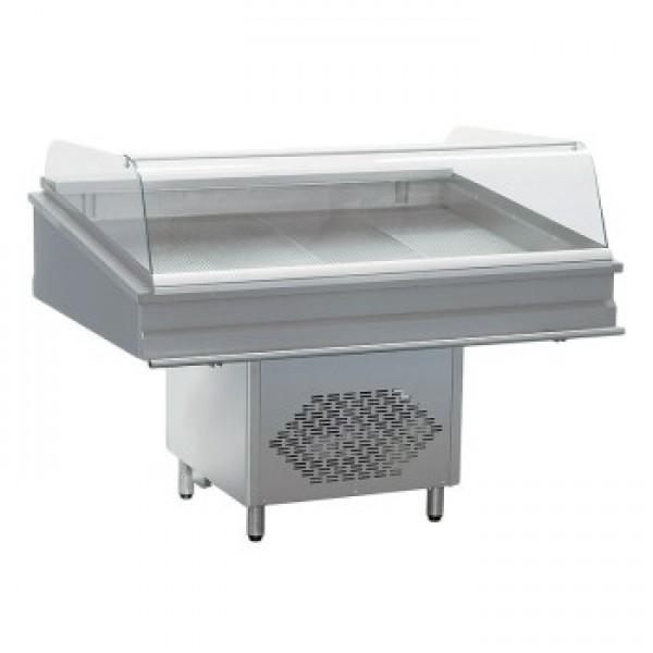 Витрина холодильная Виламора-1200 рыбная   1200*1150*1150 мм