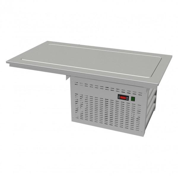 Поверхность охлаждаемая Gastrolux ПОВ-156/К для выкладки блюд