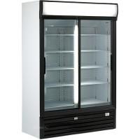 Шкаф холодильный Tefcold SLDG1000 V=940 л  1350*680*2035 мм