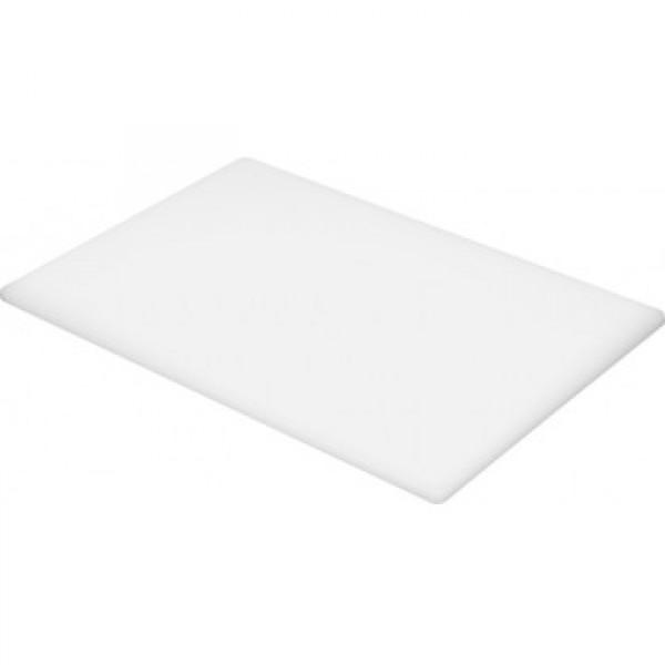 Доска разделочная Gastrorag белая 450*300 мм