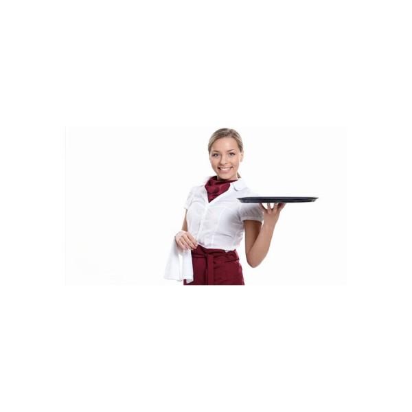 Официант для частных мероприятий.Цена указана за 1 час (минимальная оплата за 10 часов работы)