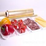Пленка пищевая прозрачная в рулоне