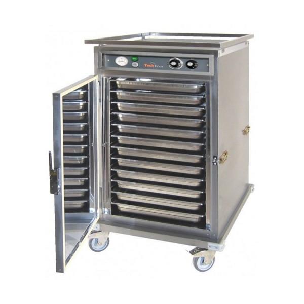 Шкаф жарочный Techinnov 12 полос на 24 гастроёмкости