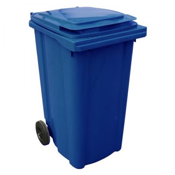Бак мусорный евро  V=120 л.