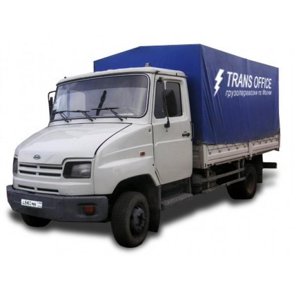 Автомобиль до 5 тонн (36 куб. м.)