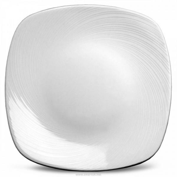 Тарелка квадратная Steelite Spyro 280*280 мм H=17 мм
