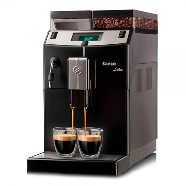 Кофемашина Philips Saeco Lirika с функцией варки зернового и молотого кофе V=2,5 л. 220*380*450 мм