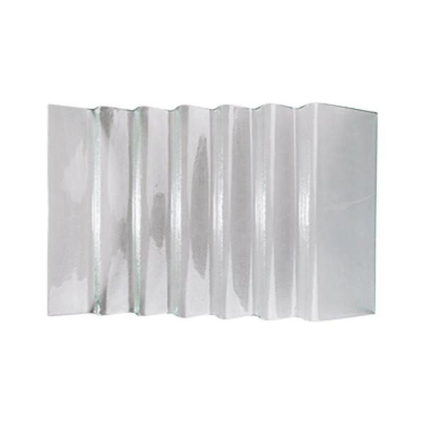 Лестница фуршетная прозрачная 7 ярусов 650*400*200 мм