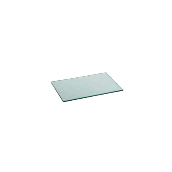 Поднос прямоугольный Zeiher из прозрачного стекла 500*340 мм