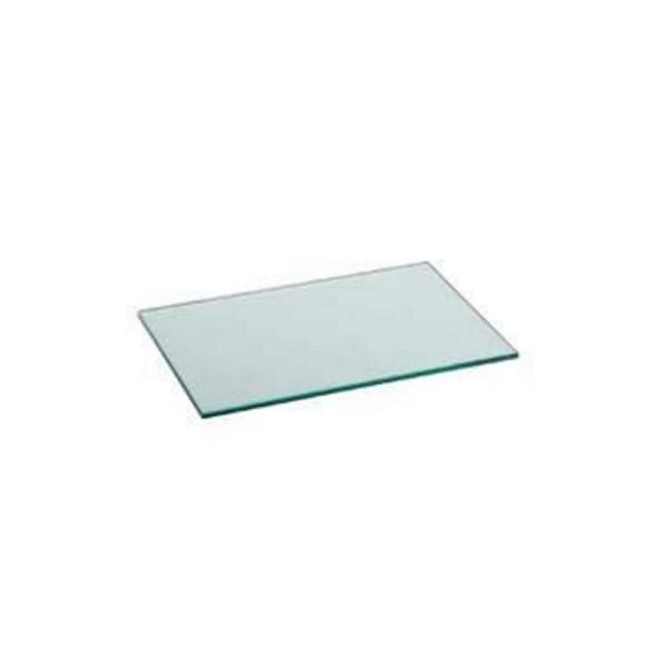 Поднос прямоугольный Zeiher из прозрачного стекла 950*390 мм