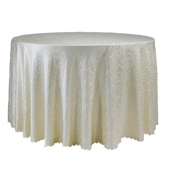 Скатерть на столик для торта Шампань 2,2 м